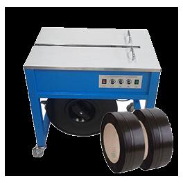 Semiautomatisk omsnøringsmaskine